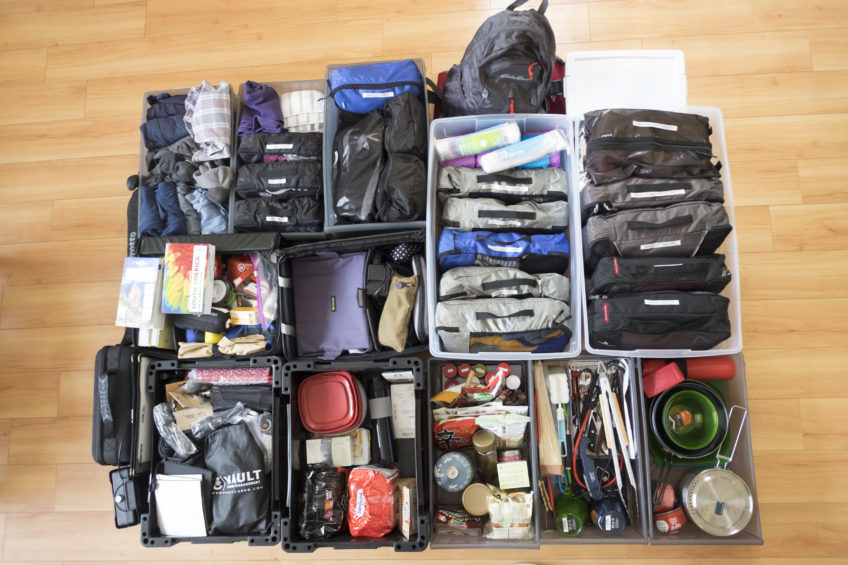 How To Pack For 6 Months Of On-The-Road Living